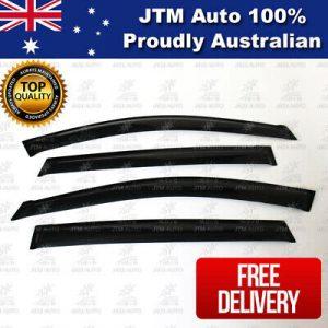 Single Cab Bonnet Protector & Weather Shields to suit TOYOTA Hilux 2015-2020