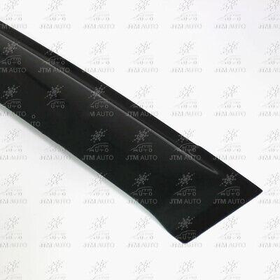 Premium Weather shield Set of 4 Window Visor to suit Toyota HILUX 2015-2020