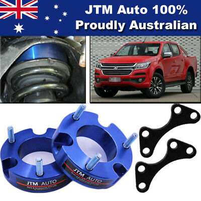 32mm Aluminium Shock Spacer Adapter Lift Up Kit for Holden Colorado 2012-2020