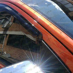 BIG Matt Black Bonnet Scoop Hood to suit Ford Ranger PX2 PX3 T7 T8 2015-2020