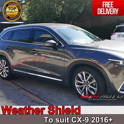 Black Bonnet Vent Cover Raptor Style to suit Ford Ranger PX2 PX3 2015-2020