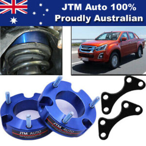 32mm Aluminium Shock Spacer Adapter Lift Up Kit for Isuzu D-max Dmax 2012-2020