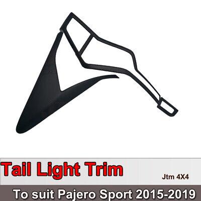 Weathershields Window Visors Weather Shields to suit Mitsubishi Pajero 2007-2021