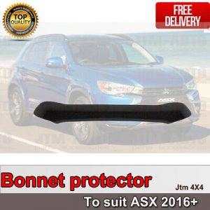 Premium Bonnet Protector Guard suitable for Mitsubishi ASX 2016-2019