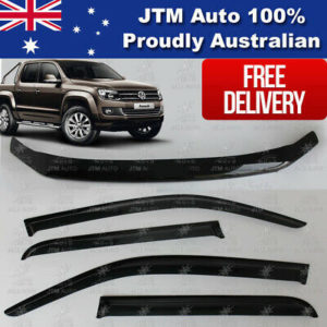 Bonnet Protector Guard and Weather Shields tosuit VOLKSWAGEN VW Amarok 2010-2020