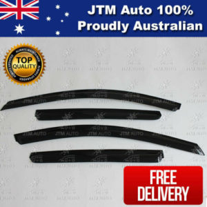 Weather shields Windows Visors Weathersheields For Holden Captiva 2006-2017