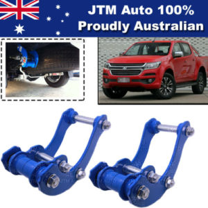 Rear Leaf Alloy Spring G Shackle Shackles to suit Holden Colorado 2012-2019