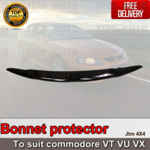 Bonnet Protector to suit Holden Commodore VT VU VX 1997-2002