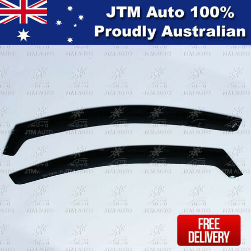 Weathershields Weather Shields Window Visor For Holden VE VF Commodore 2014-2017