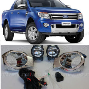 Driving/Fog Lights Lamps Complete Kit to suit Ford PX Ranger 2011-2014