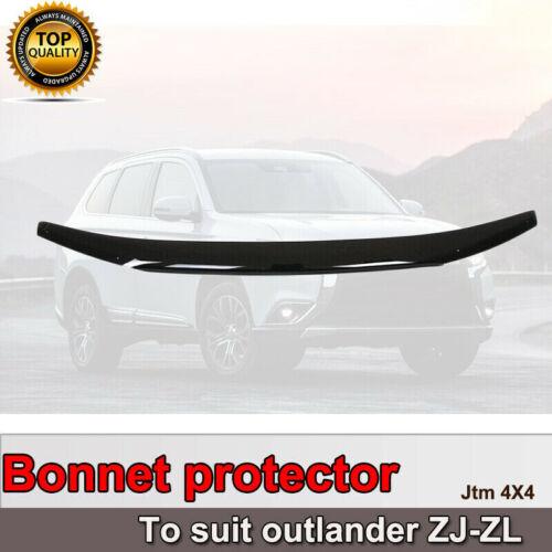 Bonnet Protector Guard to suit Mitsubishi Outlander ZL ZK 2012-2020