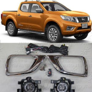 Driving/ Fog Lights Lamps Complete Kit to suit Nissan Navara NP300 2015-2018