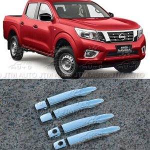 Door Handle Cover Protectors to suit Nissan Navara NP300 D23 2015-2018