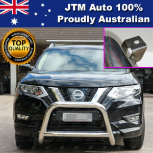 "Nudge Bar 3"" Stainless Steel Grille Suits to Nissan X-trail T32 2016-2020"
