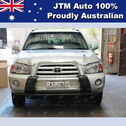 """Premium Nudge Bar 3"""" Aluminium Grille Guard Suitable For Toyota Kluger 2003-2007"""