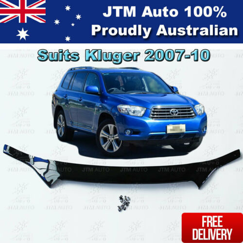 Bonnet Protector Tint Guard suitable for Toyota Kluger  2007-2010