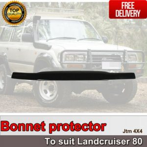 Bonnet Protector to suit Toyota Landcruiser 80 Series 1990-1997