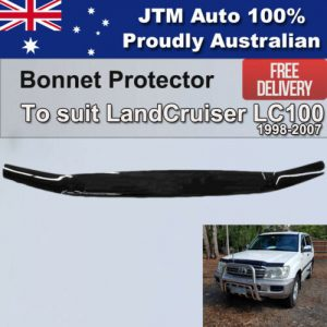 Bonnet Protector to suit Toyota Landcruiser 100 Series 1998-2007