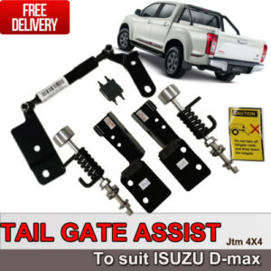 PRO-LIFT EASY UP & EASY DOWN TAILGATE ASSIST FOR ISUZU D-max Dmax 2012-2020