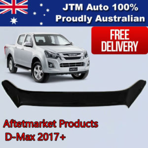 Bonnet Protector Guard to suit ISUZU D-max Dmax 2017-2020