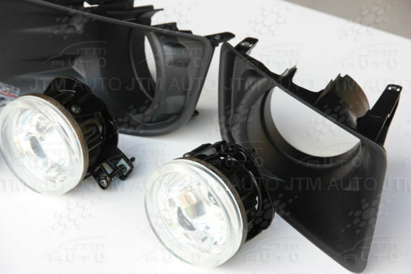 ISUZU D-Max Driving/ Fog Lights Lamps Complete Kit 2012-2016