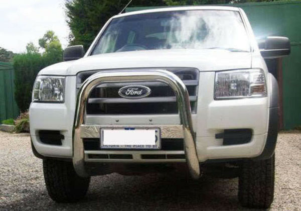 Premium Weather shields Visor Weathershields For Ford Ranger PK PJ 2006-2010