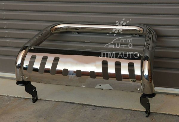 """Nudge Bar 3"""" Stainless Steel Grille Guard suitable for Ford Ranger 2011-2018"""