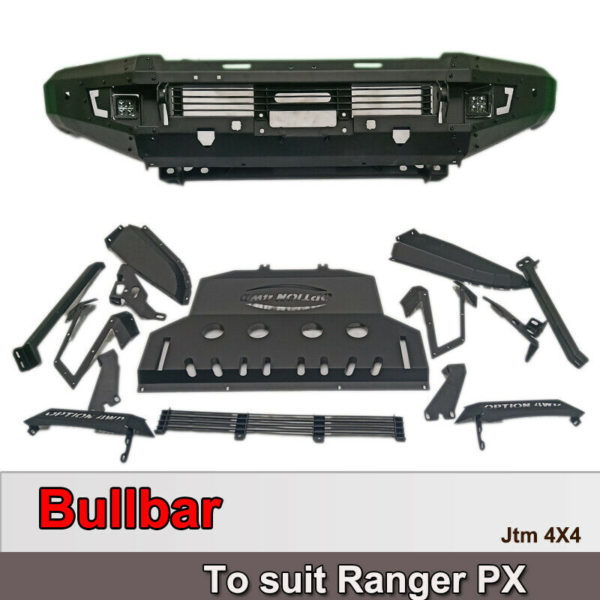Heavy Duty Bull Bar Sensor Tech Pack Compatible for Ford Ranger PX 2015-2020