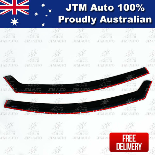 Bonnet Protector Guard + Weather Shields to suit Holden Commodore VF 13-17