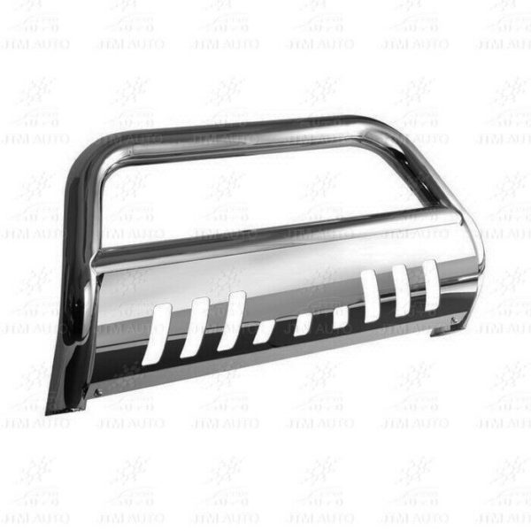 """For Nissan Navara D23 Np300 Nudge Bar 3"""" Stainless Steel Grille Guard 2014-2020"""