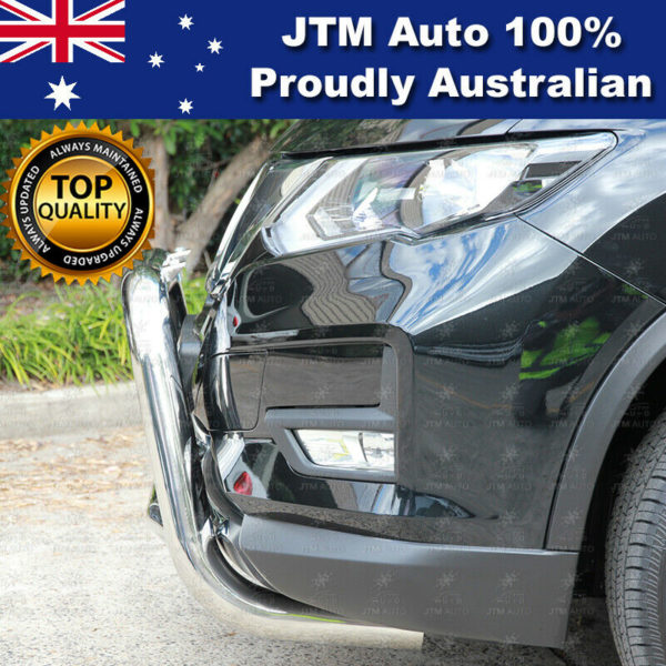 """Nudge Bar 3"""" Stainless Steel Grille Suits to Nissan X-trail T32 2016-2020"""