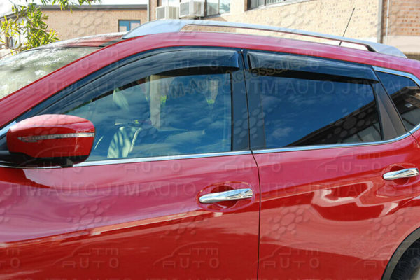 To suit Nissan Xtrail X-trail T32 weather shield Window Visors 2014-2021