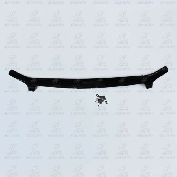 Bonnet Protector + Weather Shield Visor to suit TOYOTA Prado 150 Ser 2009-2013