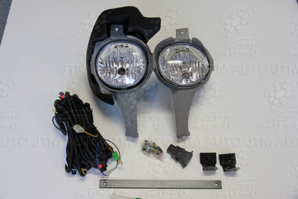 Driving/Fog Lights Lamps Complete Kit Suitable For Toyota Hilux 2005-2008