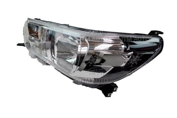 Premium LHS Head Lights Suitable For Toyota Hilux SR Workmate 2015-2019