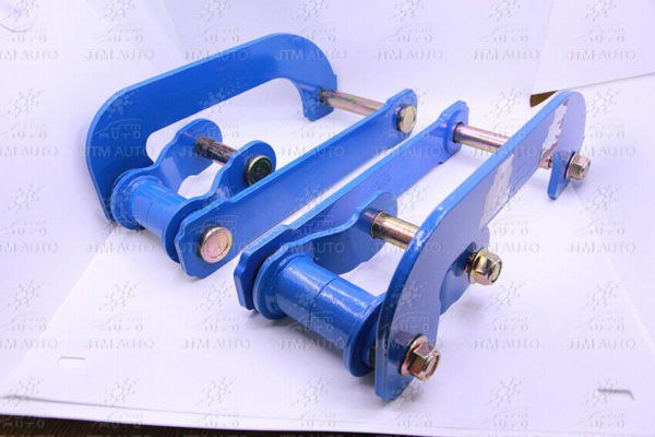 Rear Leaf Alloy Spring G Shackle Shackles to suit Toyota Hilux Revo 2015-2020