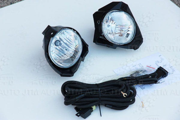 Driving/Fog Lights Lamps Complete Kit Suitable For Toyota Hilux 2008-2011