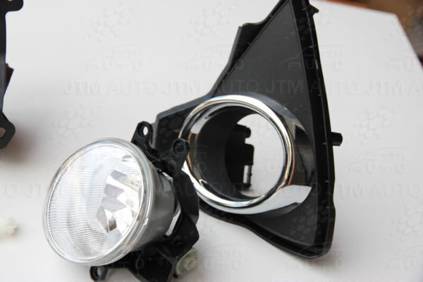 Driving/Fog Lights Lamps Complete Kit to suit Toyota Corolla Hatch 2012-2015