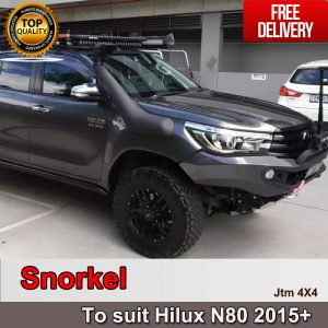 NEW Snorkel Kit Air Intake to suit Toyota Hilux 2016-ON GUN126R 136R 2.8L