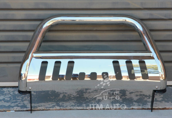 """Nudge Bar 3"""" Stainless Steel Grille Guard for Jeep Grand Cherokee 2011-2020"""