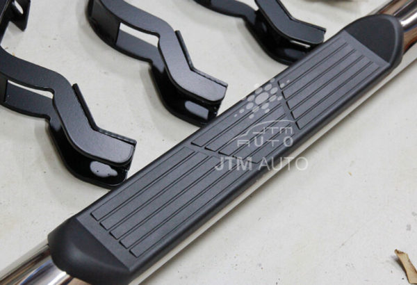 To suit Ford Ranger PX Side Steps + Nudge Bar Stainless Steel 2012-2020