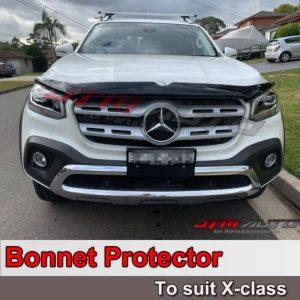 Bonnet Protector Guard to suit Mercedes X-class