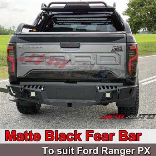 Heavy Duty Rear Bar Rear Step to suit FORD RANGER 2012-2020