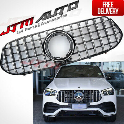 AMG GT Style Front Bumper Grille Grill to Suit Mercedes-Benz GLE V167 C167