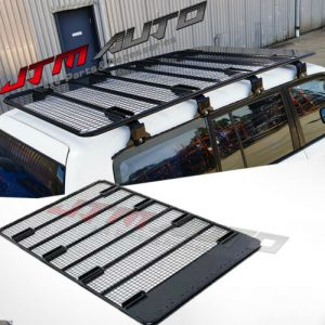 Steel Flat Heavy Duty Roof Rack Roof Basket to suit Toyota Landcruiser 60 70 80