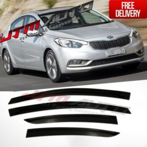 Best Weathershields Weather Shield Window Visor to suit Kia Cerato YD 2013-