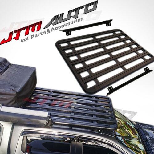 Universal Alloy Platform Roof Rack Roof Basket Flat to suit Nissan Navara NP300