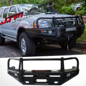 ADR APPROVED BULL BAR WINCH BAR To Suit Nissan Navara D22 2002-2015