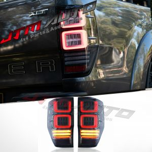 X-Series Smoked LED Tail Lights to suit Ford Ranger PX 2012+