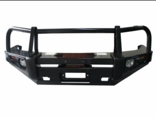 ADR APPROVED BULL BAR WINCH BAR To Suit Toyota Prado 150 Series 2009-2013
